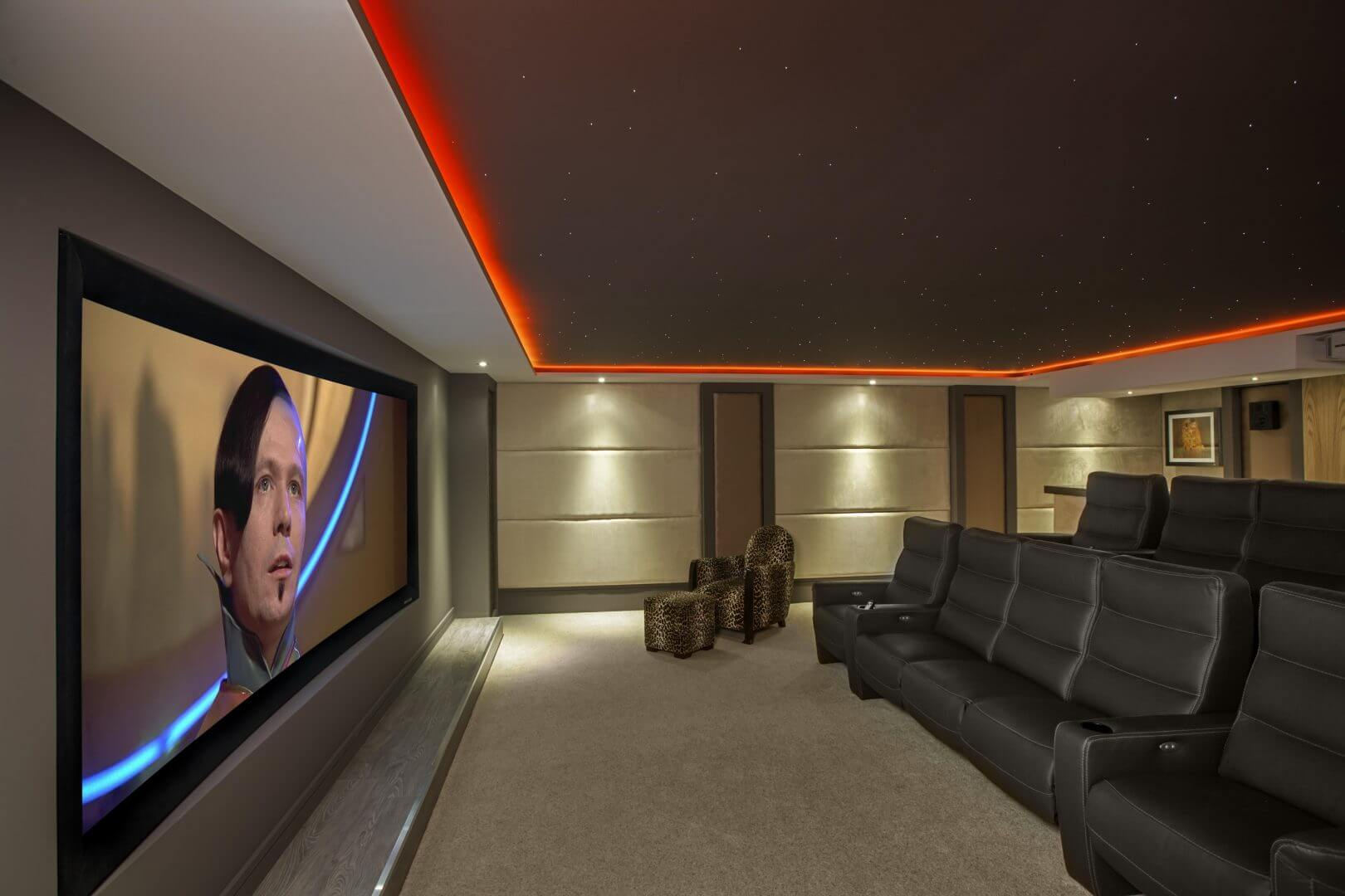 21 Amazing Home Cinema Ideas